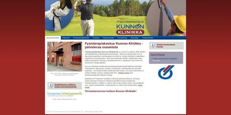 Fysioterapiakeskus Kunnon Klinikka Oy