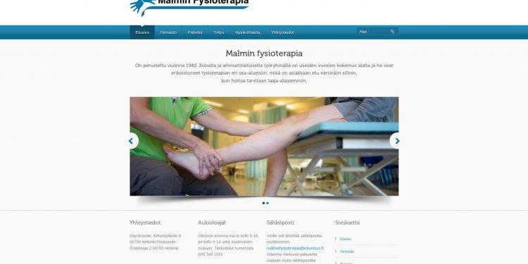 Malmin Fysioterapia Ky